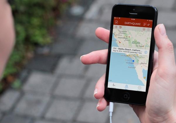 Las 5 mejores aplicaciones para seguir terremotos desde el iPhone