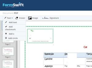 formswift, para editar y crear PDFs de forma gratuita sin instalar nada