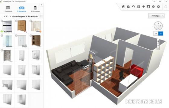 Las mejores aplicaciones para hacer planos de casas gratis for Programa para disenar planos en 3d